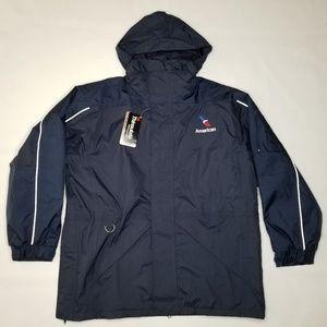 American Airline WearGuard Aramark Men's Jacket L